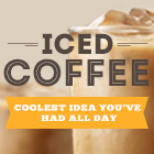 Not Your Average Joe: Farmer Brothers Iced Coffees Deliver Cold Refreshment and Cool Profits All Day Long