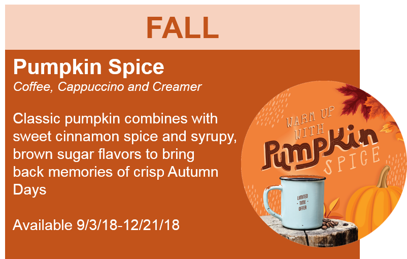 Farmer Brothers Pumpkin Spice Coffee