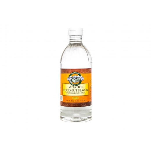 Coconut Flavored Imitation Extract