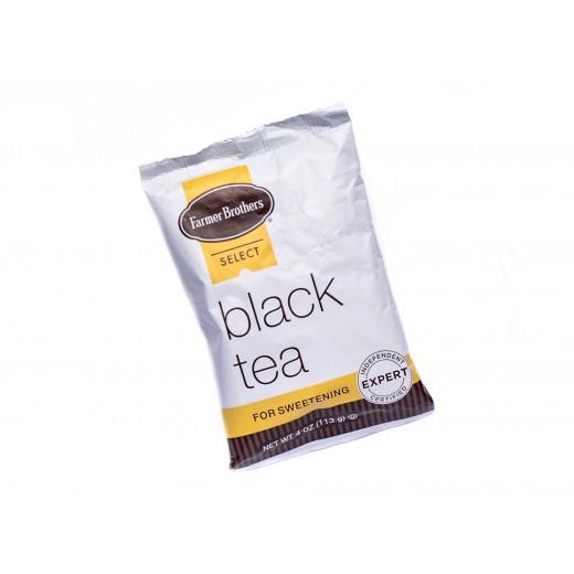 Black Iced Tea For Sweetening