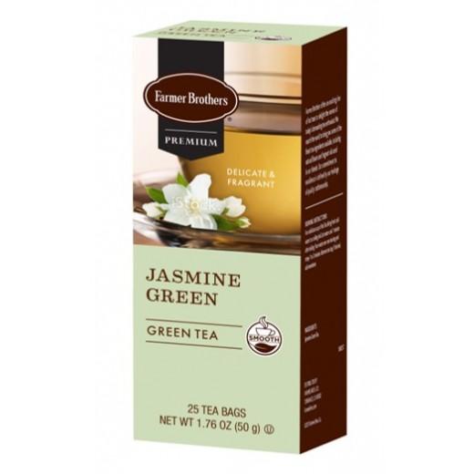 Farmer Brothers Premium Jasmine Green Tea