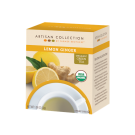 Artisan Collection Organic Lemon Ginger Green Tea