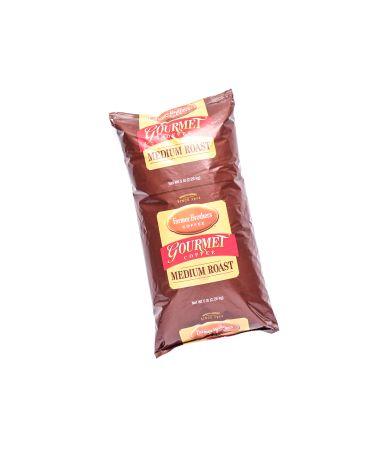 Farmer Brothers Medium Roast Ground Coffee (5 lb. bag)