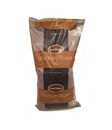 Medium Roast Whole Bean - 5 lb. Bag