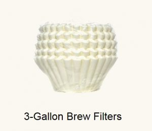 3-Gallon Filters