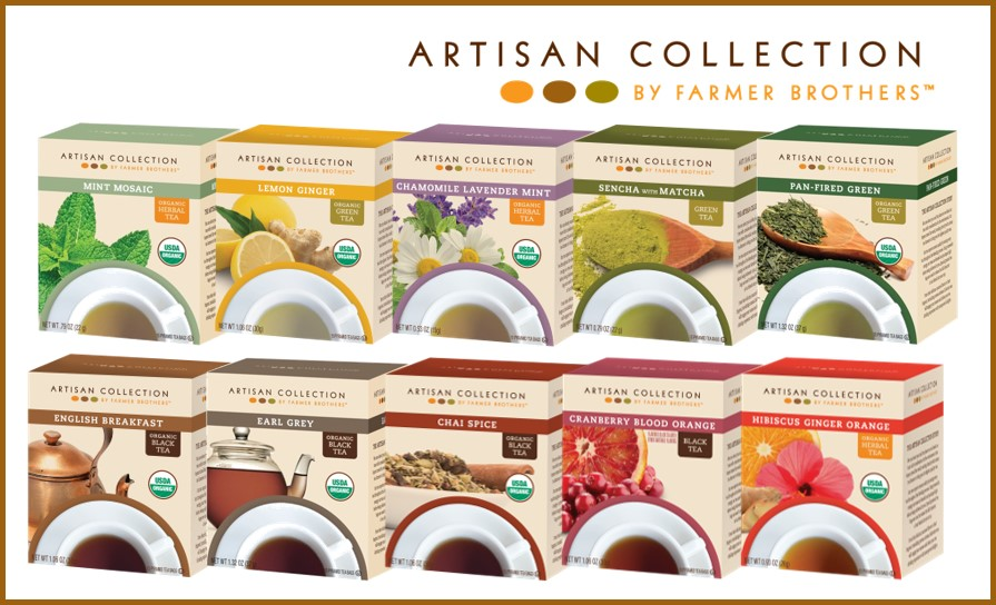 Artisan Collection Hot Tea