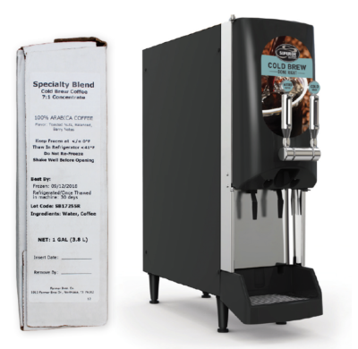 Cold Brew Coffee Dispenser