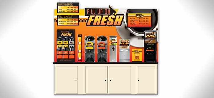 Fill Up On Fresh
