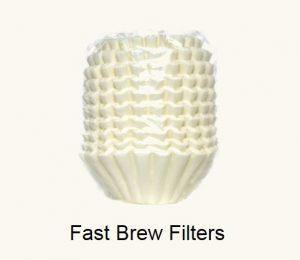 Fast Brew Filters