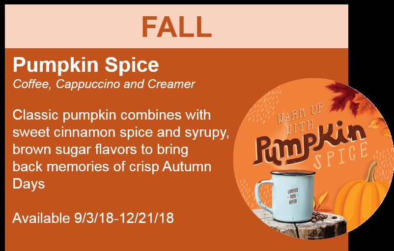 Farmer Brothers Pumpkin Spice Coffee