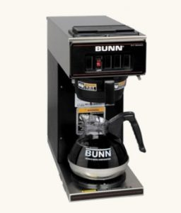 Clean Your Coffee Brewer Regularly