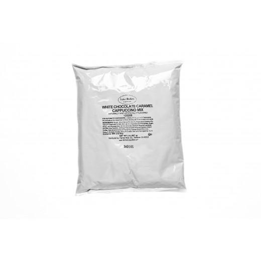 White Chocolate Caramel Cappuccino Mix