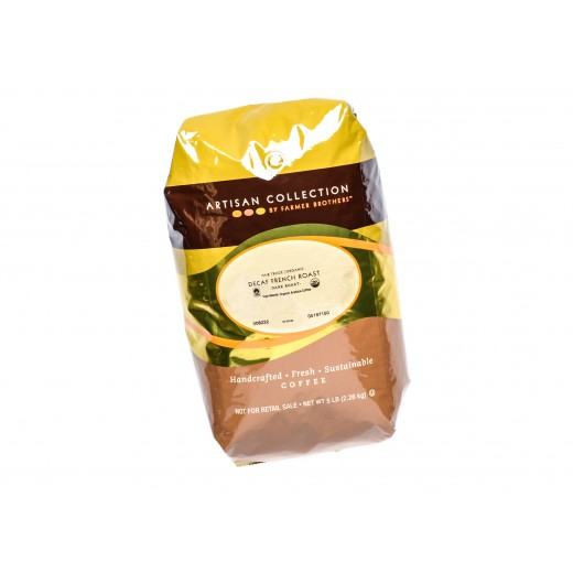 Artisan Collection French Roast Decaf Coffee