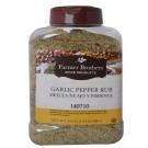 Garlic Pepper Rub