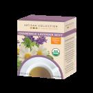Artisan Collection Organic Chamomile Lavender Mint Herbal Tea