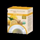 Artisan Collection Organic Lemon Ginger Green Tea