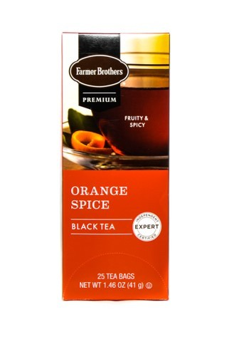 Farmer Brothers Premium Orange Spice Tea