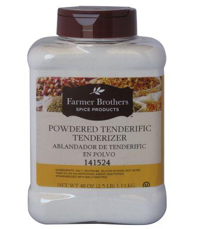 Tenderific Tenderizer