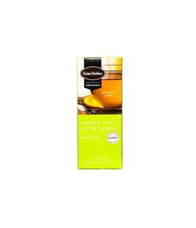 Farmer Brothers Premium Green Tea With Lemon