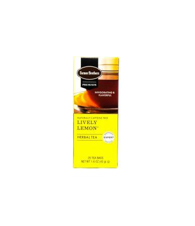 Farmer Brothers Premium Lively Lemon® Herbal tea