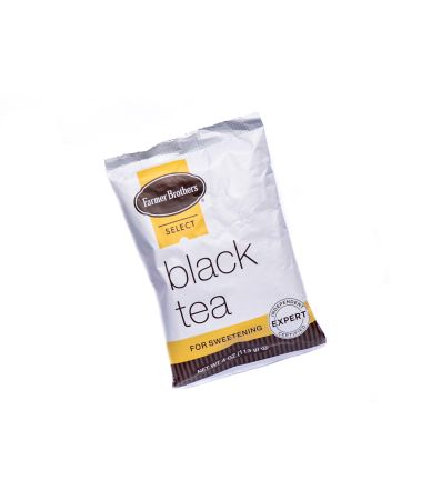 Farmer Brothers Select Black Iced Tea For Sweetening (4 oz. filterpacks)