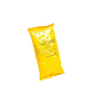 Lemon-Flavored Gelatin Mix