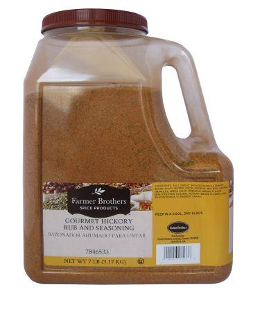 Gourmet Hickory Rub and Seasoning