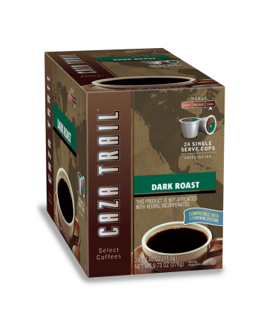 Caza Trail Colombian Coffee