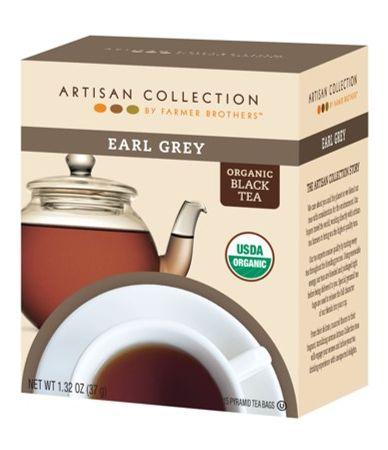 Artisan Collection Organic Earl Grey Tea