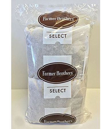Farmer Brothers Select Black Iced Tea For Sweetening (3 oz. filterpack)