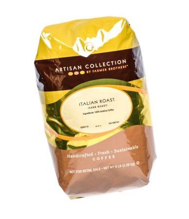 Artisan Collection Italian Roast - 5 lb.