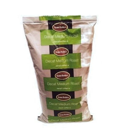 Decaf Medium Roast Ground Coffee - 14 oz. bags