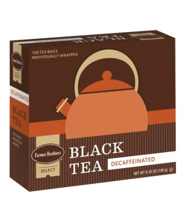 Farmer Brothers Black Tea - Decaffeinated